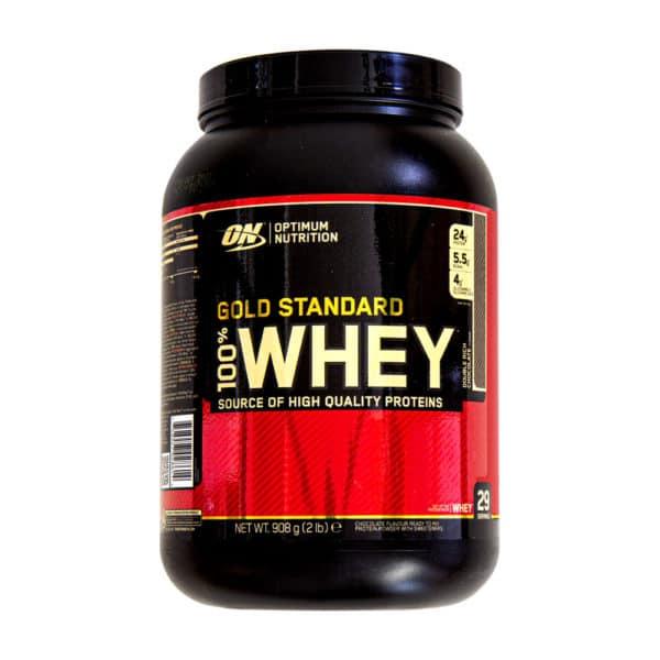 protein kaufen Optimum Nutrition Whey Protein (907g) fitness produkte kaufen shop für nahrungsergänzung