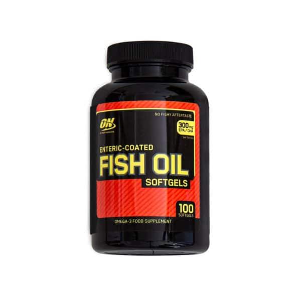 fish oil kaufen Optimum Nutrition - Fish Oil (100tabs) fitness produkte kaufen shop für nahrungsergänzung supplements Muskelaufbau